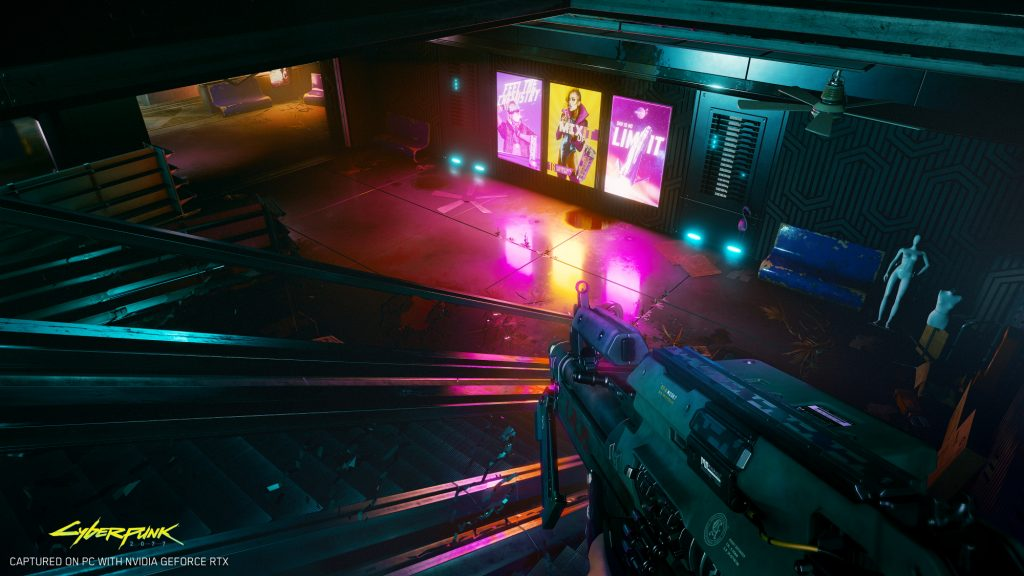 Cyberpounk 2077 ray tracing