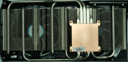 Sapphire Radeon RX 5700 XT ventirad