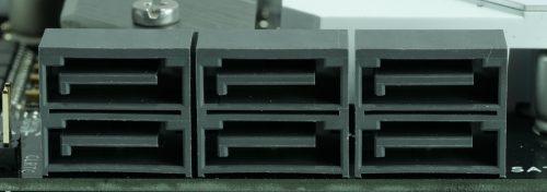 Asus Prime X570 Pro ports Sata