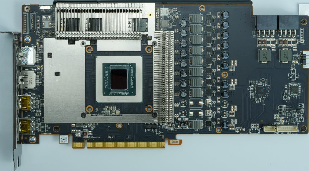Sapphire Radeon RX 570 XT Nitro+ PCB