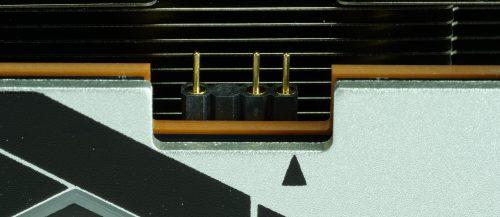 Sapphire Radeon RX 570 XT Nitro+ connecteur RGB