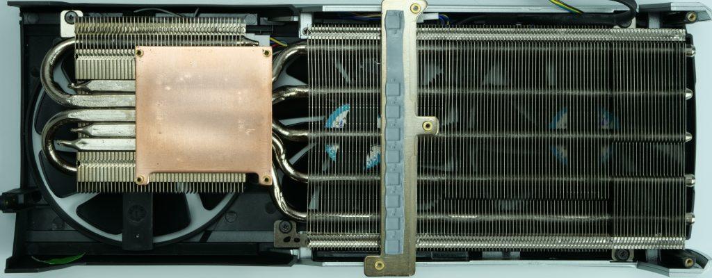 Sapphire Radeon RX 570 XT Nitro+ ventirad