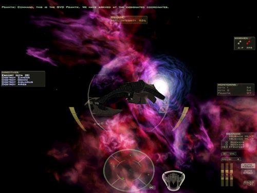 freespace 2 en jeu