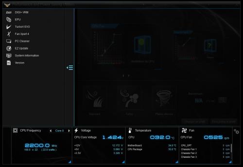 Asus TUF Gaming X570-Plus Wi-Fi Ai Suite III