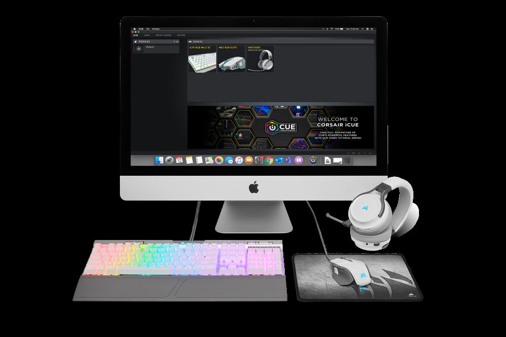 Corsair iCUE compatible macOS
