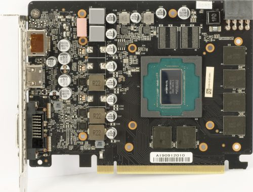 Gainward GTX 1660 Super Pegasus OC PCB