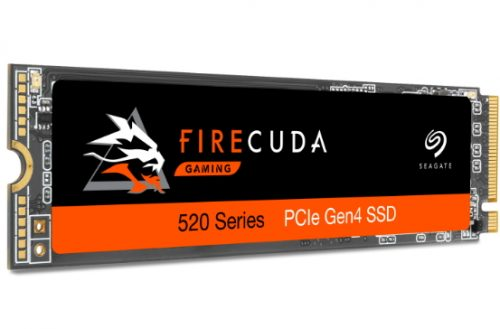 Seagate Firecuda 520 SSD PCIe 4.0