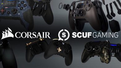 Photo of Corsair acquiert l'accessoiriste SCUF Gaming !