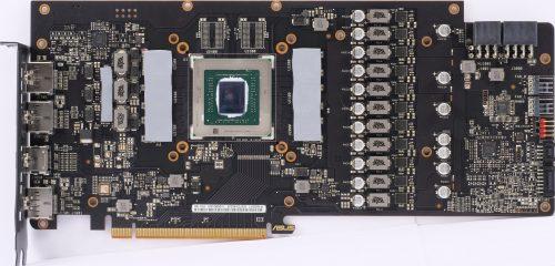 Asus ROG Strix RX 5600 XT OC PCB