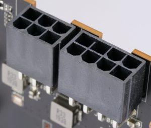 Asus ROG Strix RX 5600 XT OC alimentation