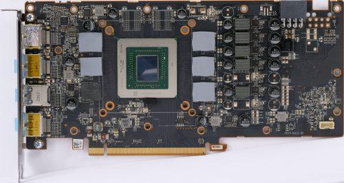 Sapphire Radeon RX 5600 XT Pulse PCB