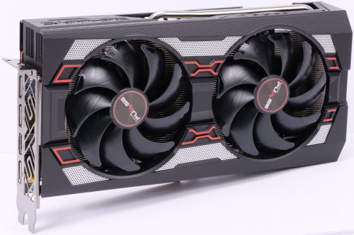 Sapphire Radeon RX 5600 XT Pulse devant