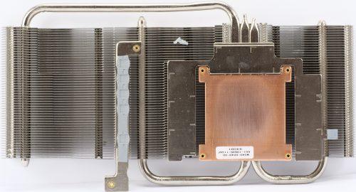 Sapphire Radeon RX 5600 XT Pulse ventirad