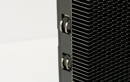Corsair A500 pâte ergots ventilateurs