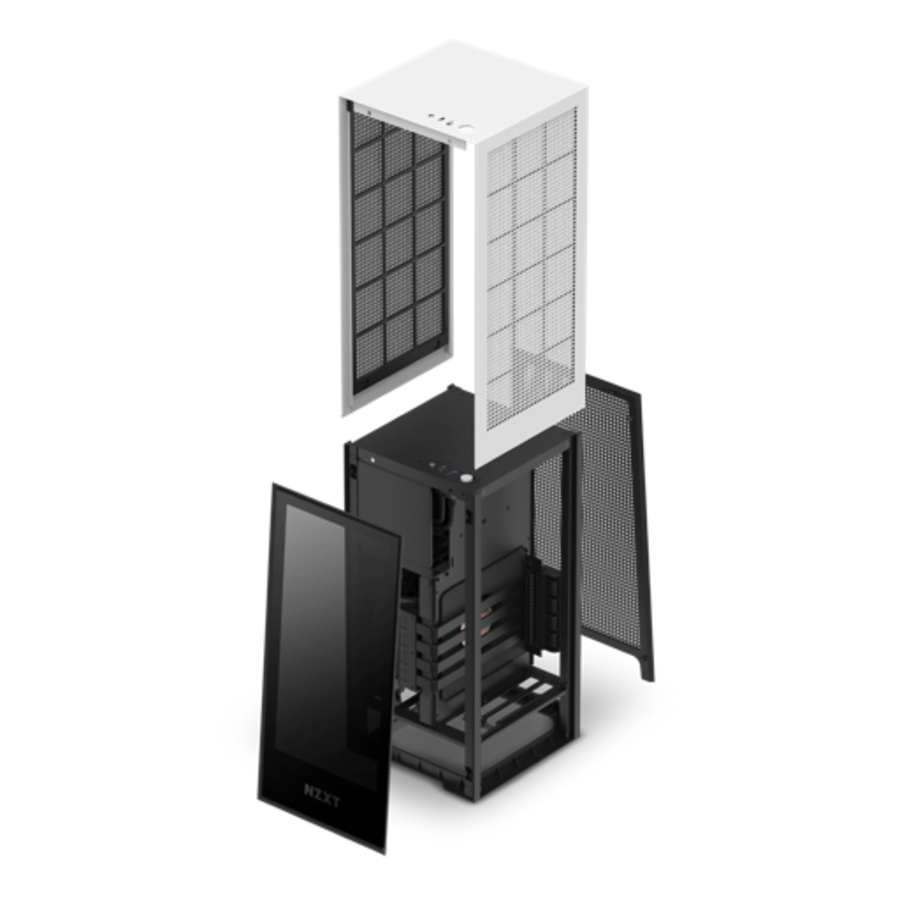 NZXT H1 profile