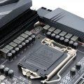 Gigabyte Z490 Aorus Pro AX VRM CPU