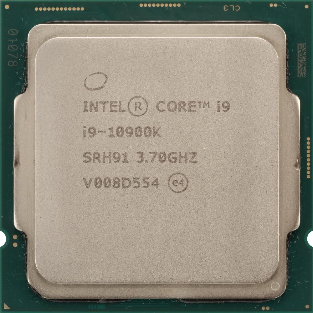 Photo Intel Core i9 10900K