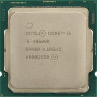 Photo Intel Core i5 10600K