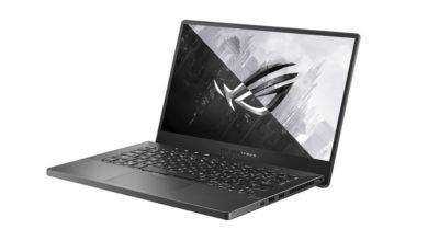 Photo of Intel compare deux laptops avec des GPU différents, i7 10750H vs Ryzen 9 4900HS