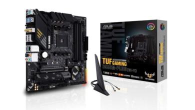 Photo of [Test] Asus TUF Gaming B550M-Plus WiFi