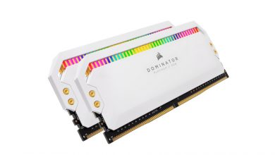 Photo of [Test] Corsair Dominator Platinum RGB White – 2 x 8 Go DDR4 3200 MHz
