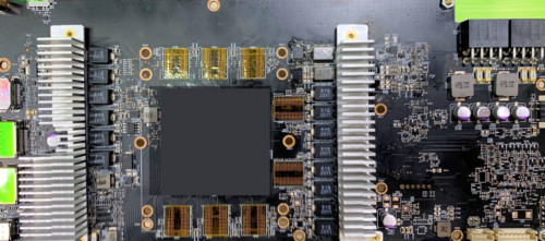 PCB Radeon RX 6800 XT