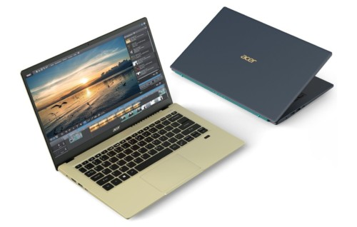 Acer Swift 3 Intel 11th Gen Intel Xe GPU