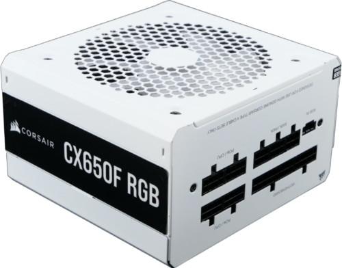 Corsair CX650F RGB vue du dessus