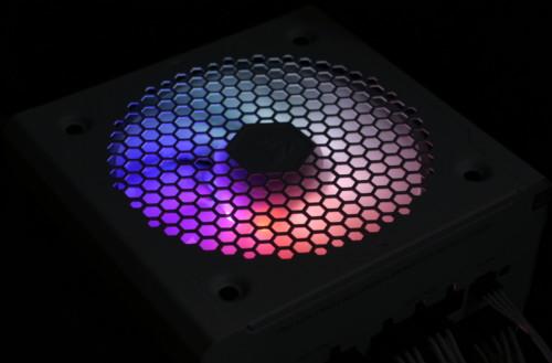 LED RGB Corsair CX650F RGB