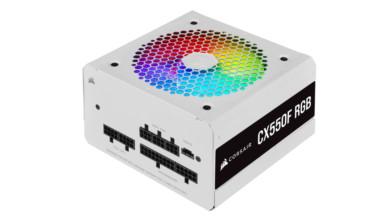 Photo of [Test] Corsair CX650F RGB