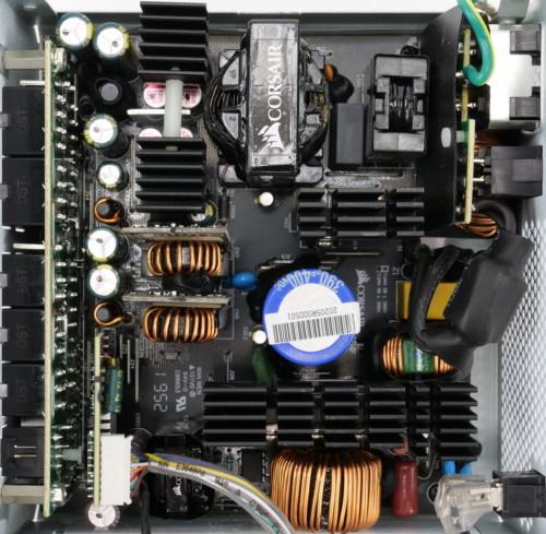 Corsair CX650F RGB PXB HEC