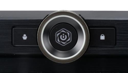 Corsair K100 RGB molette contrôle iCUE