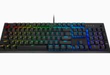 Photo of Corsair K60 RGB Pro, un clavier équipé des nouveaux switchs Cherry Viola !