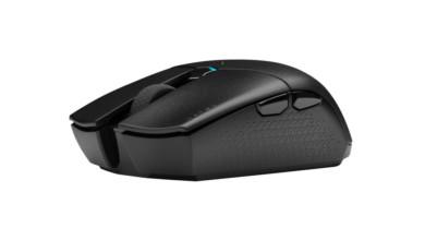 Photo of Corsair Katar Pro Wireless, une souris sans fil de moins de 100 grammes !