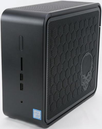 Intel NUC9 Extreme vu de profile