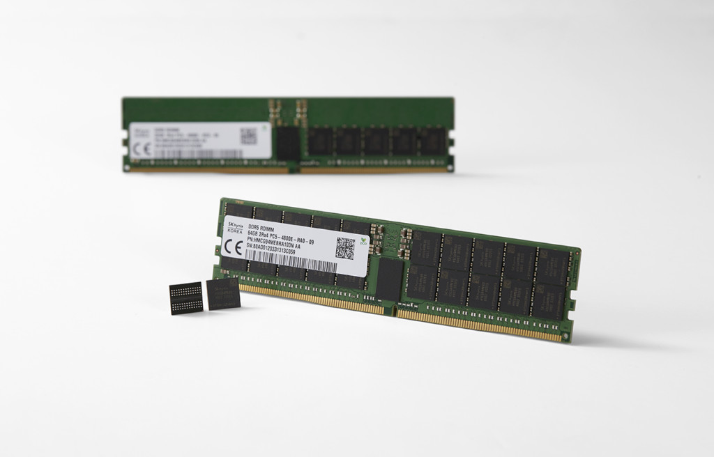 Modules DDR5 4800 Hynix