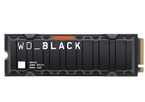 WD Black SN850