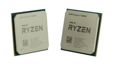 Photo of [Test] AMD Ryzen 5 5600X et Ryzen 7 5800X, les « petits » Zen 3