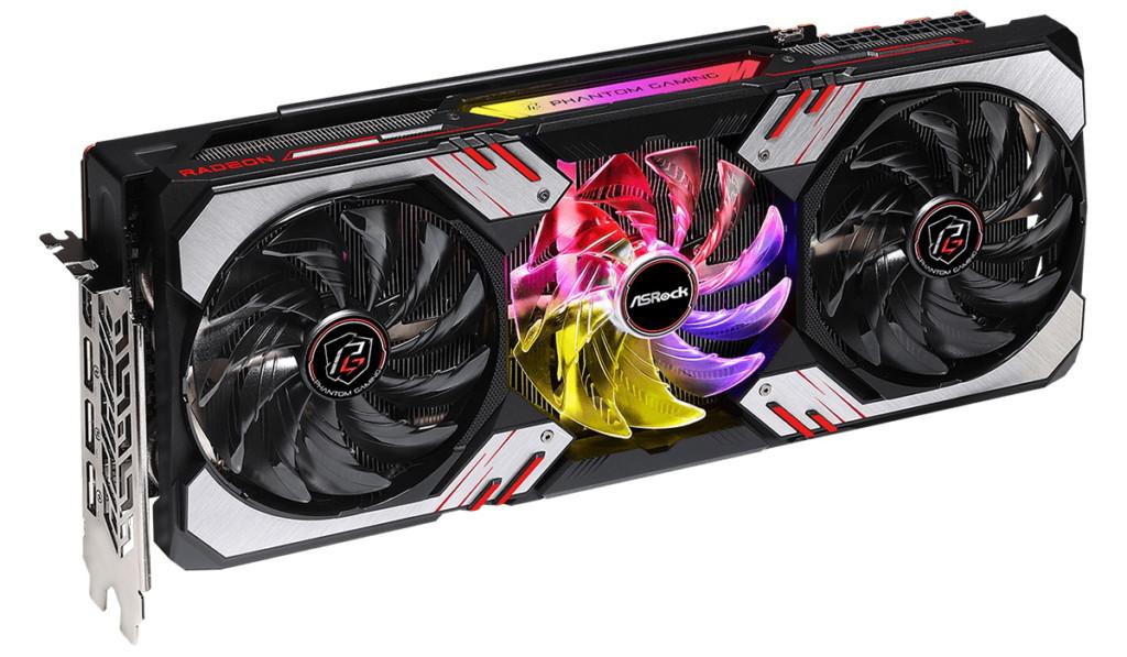 Asrock Radeon RX 6800 XT Phantom Gaming D