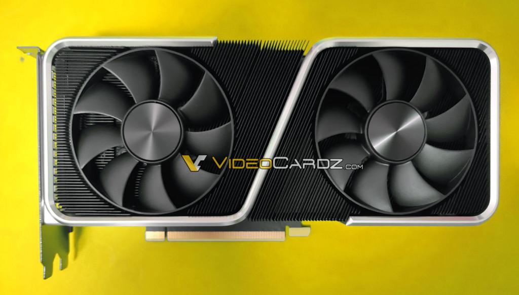Photo Nvidia RTX 3060 Ti Founders Edition FE