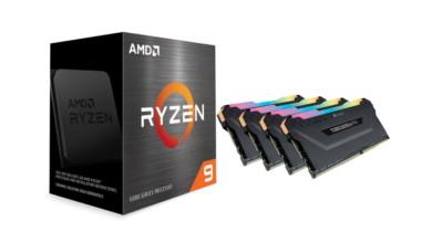 Photo of AMD Ryzen 5000, meilleures performances au passage de 2 x 8 Go à 4 x 8 Go ?