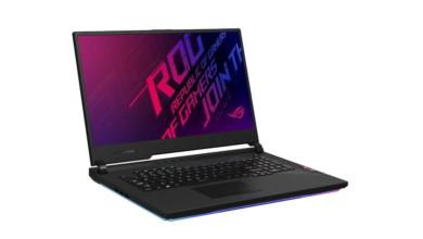Photo of Ryzen 9 5900HX et RTX 3080, Asus s'y mettra aussi avec un nouveau laptop ROG Strix