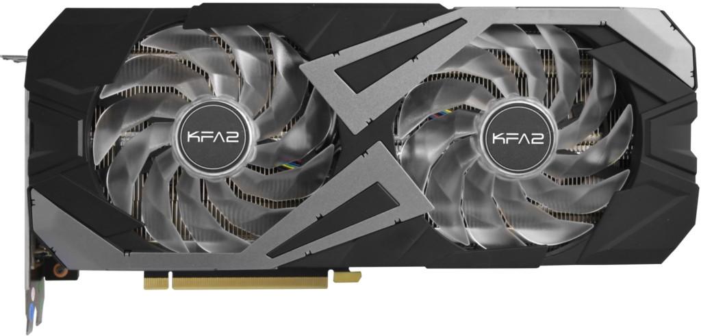 KFA2 RTX 3060 Ti EX 1 Click OC