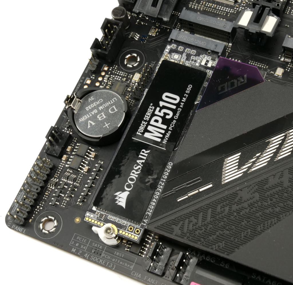 Asus TUF Gaming Z590-Plus WiFi installation M.2