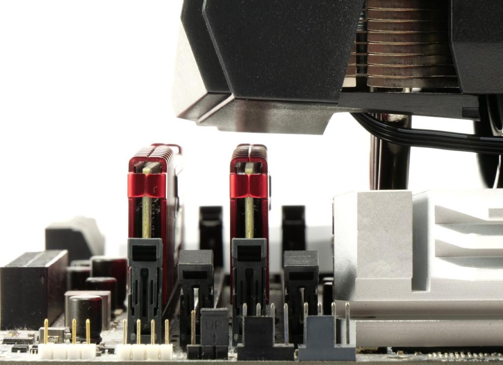 Arctic Cooling Freezer 50 A-RGB compatibilité mémoire