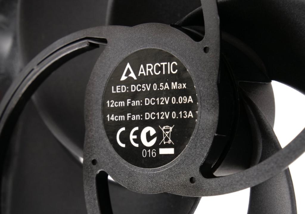Ventilateurs Arctic Cooling Freezer 50 A-RGB
