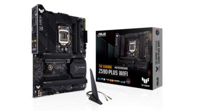 Photo of Test – Asus TUF Gaming Z590-Plus WiFi