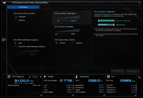 Asus TUF Gaming Z590-Plus WiFi Gaming Ai suite 3