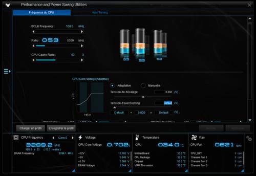 Asus TUF Gaming Z590-Plus WiFi Gaming Ai Suite
