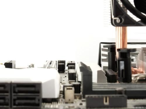 bequiet! Pure Rock Slim 2 compatibilité PCIe